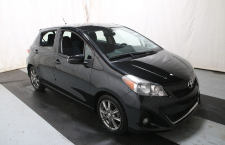 2012 Toyota Yaris SE #0