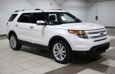 2012 Ford Explorer Limited 4WD AUTO A/C CUIR TOIT MAGS CAMERA RECUL 7 #0