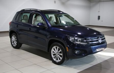 2013 Volkswagen Tiguan  4MOTION A/C CUIR TOIT MAGS BLUETOOTH #0