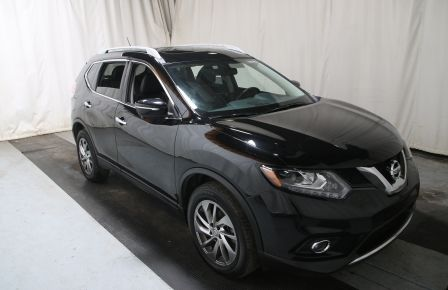 2015 Nissan Rogue SL AWD CUIR TOIT NAVIGATION  MAGS CAMERA 360 #0
