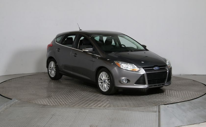 2012 Ford Focus SEL AUTO A/C GR ELECT MAGS BLUETHOOT #0