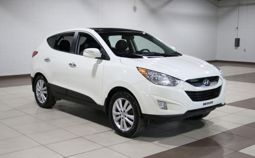 2013 Hyundai Tucson Limited AWD AUTO CUIR TOIT MAGS BLUETOOTH #0