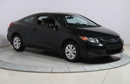 2012 Honda Civic LX AUTO A/C GR ELECT BLUETOOTH #0