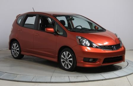 2013 Honda Fit Sport AUTO A/C  MAGS BLUETOOTH GR ELECT #0