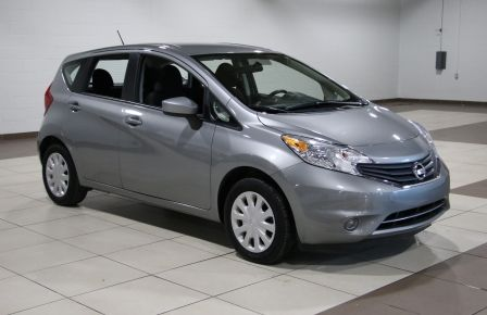 2015 Nissan Versa NOTE SV AUTO A/C GR ELECT CAMERA RECUL #0