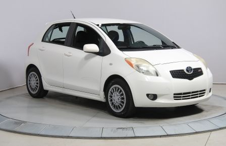2007 Toyota Yaris RS #0