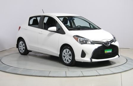 2015 Toyota Yaris LE A/C BLUETOOTH #0