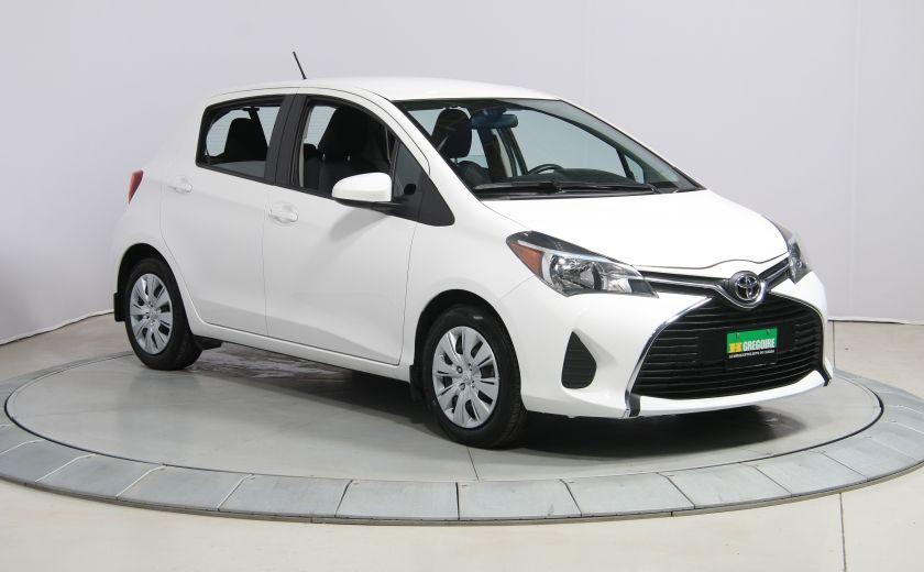 2015 Toyota Yaris LE A/C BLUETOOTH #0
