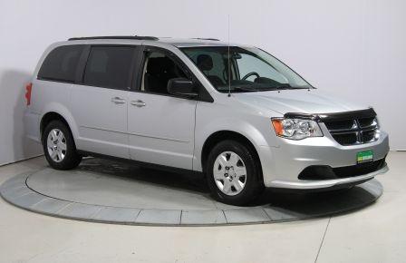 2012 Dodge GR Caravan SE STOW'N GO AUTO A/C GR ELECT #0
