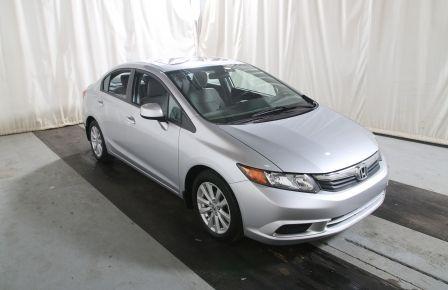 2012 Honda Civic EX-L AUTO CUIR TOIT NAVIGATION MAGS #0