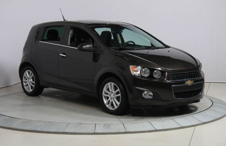 2013 Chevrolet Sonic LT AUTO A/C TOIT MAGS BLUETOOTH #0