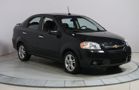 2010 Chevrolet Aveo LT A/C MAGS GR ELECT #0