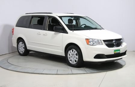 2013 Dodge GR Caravan SXT #0