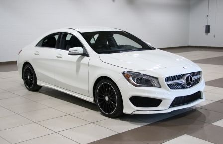 2014 Mercedes Benz CLA AUTO A/C CUIR MAGS CAMERA RECUL #0