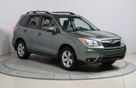 2014 Subaru Forester i Limited AWD AUTO A/C TOIT MAGS BLUETOOTH CAM.REC #0