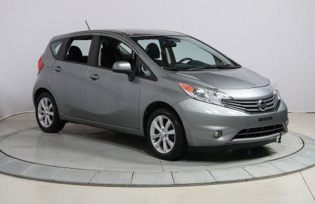2014 Nissan Versa NOTE SL AUTO A/C GR ELECT MAGS CAMERA RECUL #0