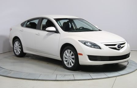 2012 Mazda 6 GS-L Edition MANUELLE GR ELECT MAGS #0