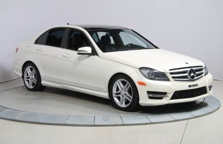 2012 Mercedes Benz C300 A/C CUIR TOIT MAGS BLUETOOTH #0
