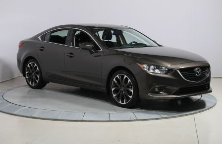 2016 Mazda 6 GS AUTO A/C GR ELECT MAGS BLUETOOTH #0