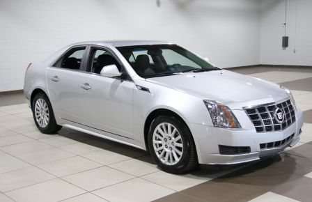 2012 Cadillac CTS 4dr Sdn 3.0L AWD AUTO A/C CUIR MAGS BLUETOOTH #0