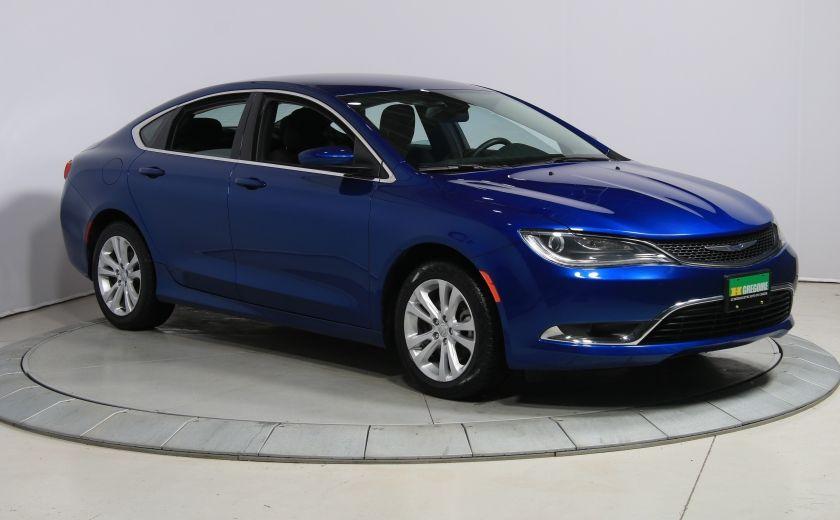 2016 Chrysler 200 Limited #0