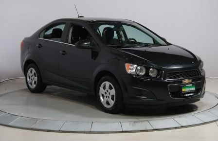 2015 Chevrolet Sonic LT AUTO A/C GR ELECT BLUETOOTH CAM.RECUL #0