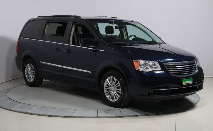 2016 Chrysler Town And Country Touring cuir #0