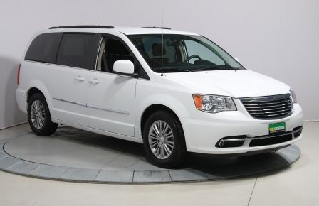 2016 Chrysler Town And Country Touring CUIR DVD MAGS #0