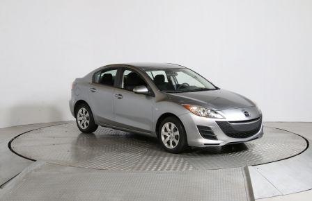 2010 Mazda 3 GX AUTO A/C GR ELECT #0