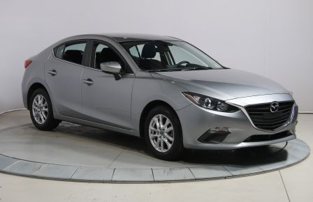 2016 Mazda 3 GS AUTO A/C MAGS BLUETOOTH #0