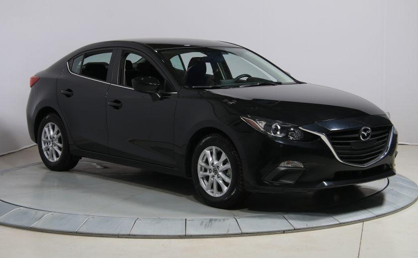 2016 Mazda 3 GS #0