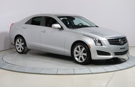 2014 Cadillac ATS Luxury AWD A/C CUIR MAGS BLUETOOTH #0
