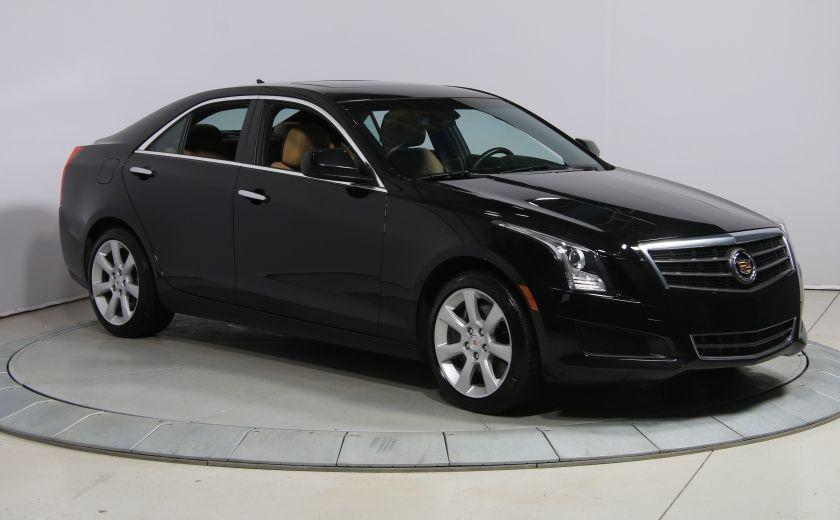 2014 Cadillac ATS CUIR TOIT MAGS AUTO AC GR ELECT #0