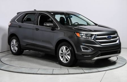 2015 Ford EDGE SEL AWD A/C GR ELECT MAGS BLUETOOTH #0