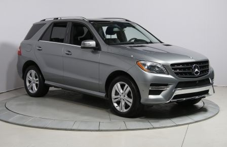 2014 Mercedes Benz ML350 ML350 BlueTEC 4MATIC CUIR TOIT NAVIGATION MAGS #0