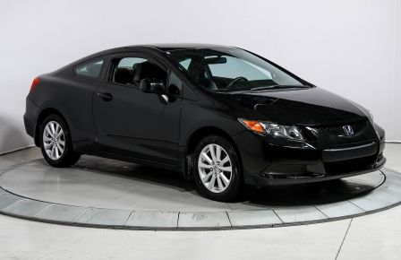 2012 Honda Civic LX AUTO A/C MAGS BLUETOOTH #0
