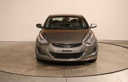 2014 Hyundai Elantra L #0