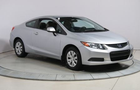 2012 Honda Civic LX A/C GR ELECT BLUETOOTH #0