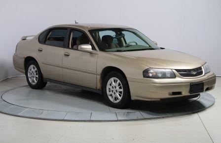 2005 Chevrolet Impala 4dr Sdn #0