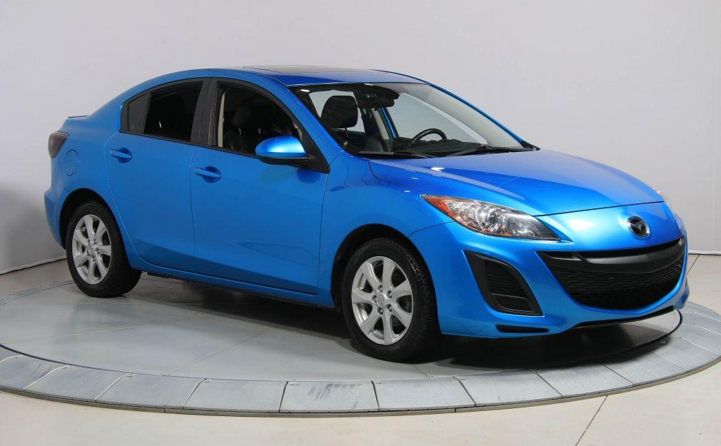 2011 Mazda 3 GS CUIR TOIT MAGS AC GR ELEC #0