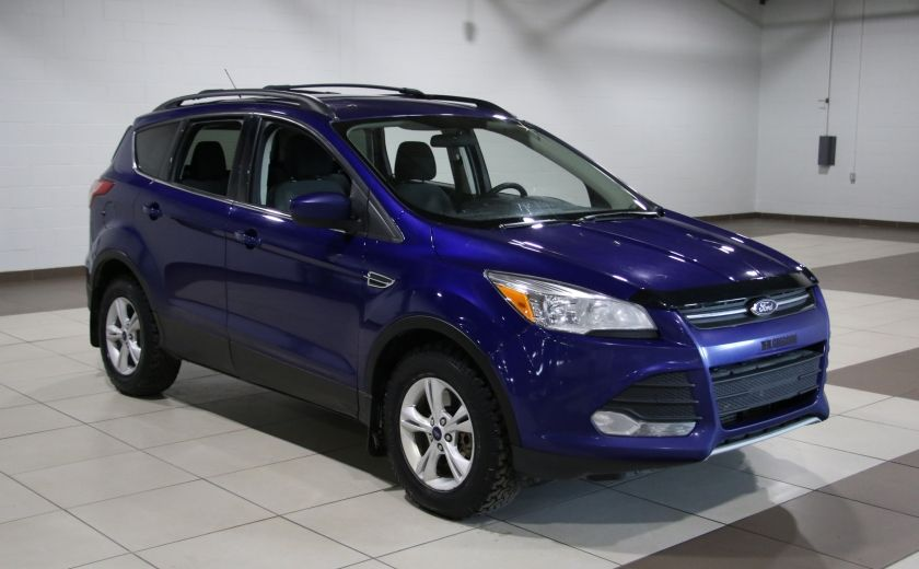2013 Ford Escape SE 4WD A/C GR ELECT MAGS BLUETOOTH #0