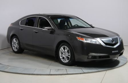 2010 Acura TL W/TECK PKG NAVIGATION TOIT CUIR MAGS #0