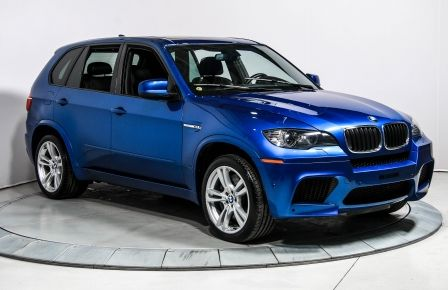 2012 BMW X5 M MPower 555-HP iDrive GPS Bluetooth Toit #0
