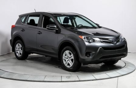 2014 Toyota Rav 4 LE AWD A/C BLUETOOTH MAGS #0