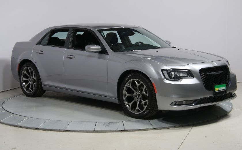 2016 Chrysler 300 300S A/C CUIR MAGS BLUETOOTH #0