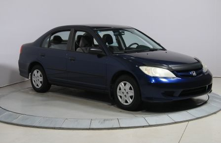 2005 Honda Civic SE #0