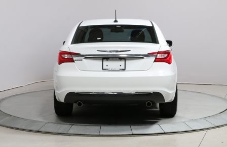2011 Chrysler 200 LIMITED A/C BLUETOOTH TOIT MAGS #0