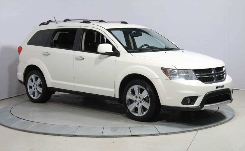2013 Dodge Journey R/T AWD CUIR MAGS BLUETOOTH #0