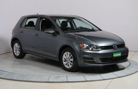 2015 Volkswagen Golf Trendline A/C GR ELECT MAGS BLUETOOTH #0