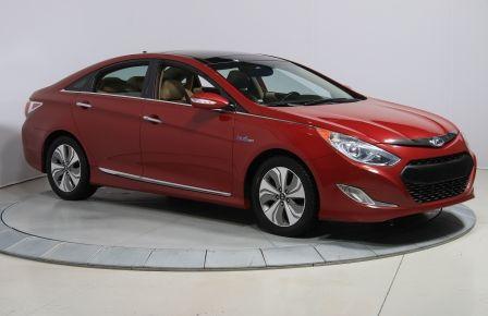 2013 Hyundai Sonata Limited HYBRID AUTO GR ELECT TOIT MAGS BLUETOOTH #0